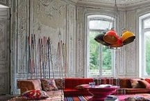 Interior Designers Who Inspire Me / Creative People are Cool