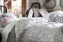 Dream Dorm Room / Dorm Room Decor Ideas and Inspirations