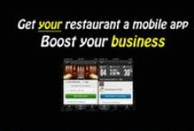 Webprogr Foods / I used to work for General Foods, long time ago.Now this is a board to just market restaurant mobile apps. #Android #iOS #CrossplatformMobile