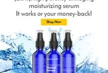 Bleu Beaute Retinol Serum / IT WORKS OR YOUR MONEY BACK - Bleu Beauté products work & they work extremely well - We guarantee you'll get results or you get 100% refund, no questions asked. BUY NOW WITH CONFIDENCE!