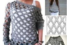 Crochet clothes - abiti all' uncinetto