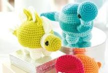 Crochet Amigurumi - pupazzi all' uncinetto
