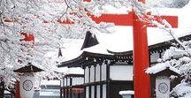JAPAN = nature / views / landscape ... / All I love in Japan.
