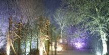 Winter Weddings & Parties! / Outdoor events shouldn't just be restricted to the warmth of Summer! With our state of the art heating and marquee systems, there's no time for slowing down.   One of our favourite things about Winter events are that they give us more of a chance to create breathtaking scenes through the use of lighting!