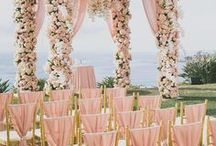 Ślub w plenerze / Inspiracje dotyczące organizacji plenerowego ślubu.