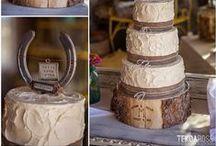 -|- Wedding Cakes -|-