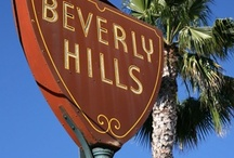 My Beverly Hills / Tourists see it one way. I see it another.