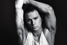 A MOMENT WITH CHANNING / by maha alsagheer