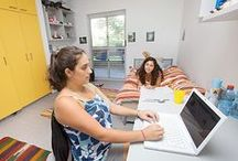 TAU Dorms / Pictures of dorm life at Tel Aviv University