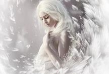 Fantasy Art: Angels