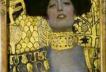 Gustav Klimt / 1862 - 1918 Austrian Artist, Vienna Sezession, a Art Nouveau Movement