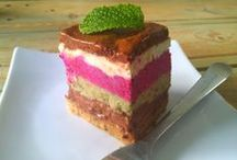 Easy to make vegan treats / Beautiful, tasty, colourful, plant based deserts for everyone :)