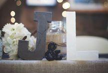 Lynsea & Jordons Summer 2015 Wedding Inspirations / Our Rustic Summer Wedding