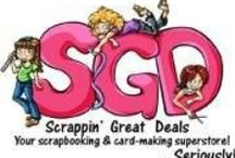 SGD - Layouts / @scrappingreatdeals