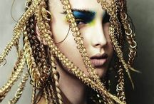 The Braid Goddess / Braiding beauty .. / by Dondrill Glover-Moustafa
