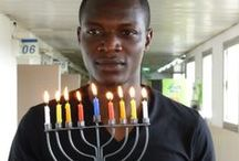 Hannukah at TAU / Celebrating the Jewish festival of lights at Tel Aviv University