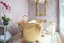 salle de bain/buanderie / by angelique karolewicz