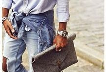 | Men's Casual Style | / by Chase Phuchissa
