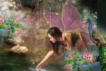víly a andělé