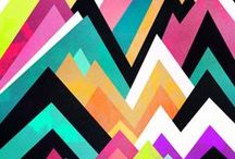 Colours - Brights / Bright and bold colours