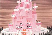 Illustration - Fairytale / Fairytale illustrations and art