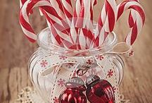 candy cane Christmas / by Cherie DeYoung