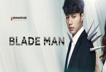 BLADE MAN / Kdrama
