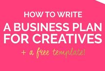The Creative Business / Tips and tricks on running a small, and productive creative business