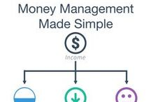 Simple Money Management / Managing your money doesn't have to be complex. Check out some simple, easy to implement ideas to get your finances on track.