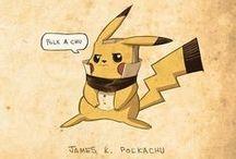 Pokémon / Ben jij een Pokémon liefhebber? Dit is dan de beste plek voor jou met heel veel leuke Pokémon foto's.