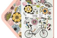 Illustration - Give Thanks / A thanksgiving inspired board for surface pattern design and illustration