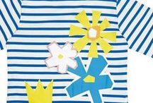 Design - Children's Clothes / A children's clothes inspiration board for surface pattern design and illustration