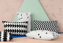 Home: Soft Furnishing / An inspiration board for home soft furnishing