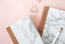 Inspiration - Marble / Ideas for adding marble into your life