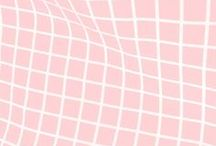 Design - Grid / A grid inspiration board for surface pattern design and illustration