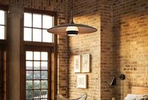 Urban Loft Design / Here you will find Troy's Urban Loft design style lighting examples as well as other Urban Loft inspiration photos. Enjoy!
