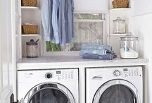 Inspiration Tvättstuga