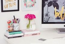 DECOR | home office.