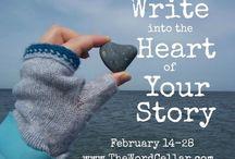 a story - poëm - testimony / by Love