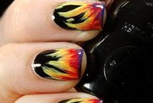 Nailed it! / Cool nail designs&  some nail tutorials / by Cassie