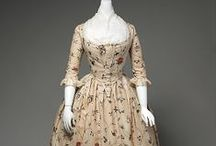 Clothing: 1780s