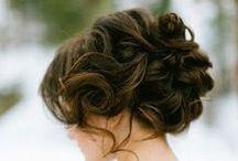 Weddinghair, -make up & -look