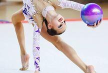 Gymnastics / Gymnastics, dance, ballet and some between