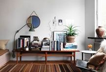 Inspiration for the 1960's style apartment