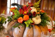 Holiday Fall Decorating / Fall is my favorite time of the year.  / by Jerri
