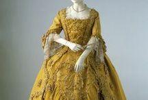 Clothing: 1760s
