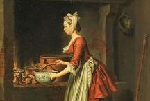 Historic Foodways / Because what's a tavern without food?