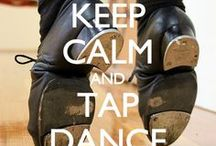 Tap it out... / So I'm learning to tap dance. Posting some of my inspiration here.