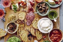 Party Eats / Small dishes, appetizers and picky items.