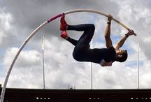 Athletics | Pole vault / by Jo Dejonckheere